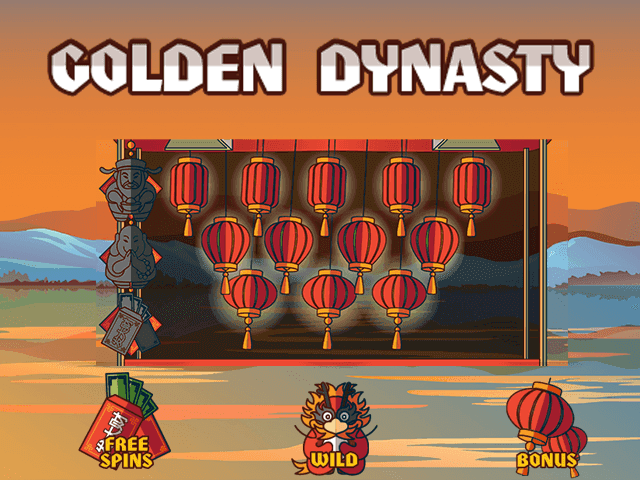 Игровой автомат Golden Dynasty